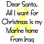 Dear Santa All I want for Christmas is my Marine