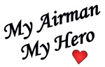 My Airman, My Hero Air Force Support