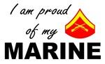 Proud of my Marine - Lance Corporal E3