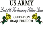 Army - Land of the Free because my Soldier is Brav