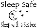 Sleep Safe Sleep with a Seabee