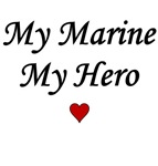 My Marine, My Hero