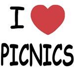 I heart picnics
