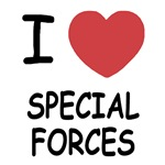 I heart special forces