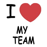 I heart my team