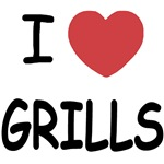 I heart grills