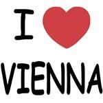 I heart vienna