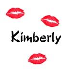 Kimberly kisses