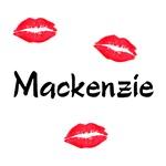 Mackenzie kisses