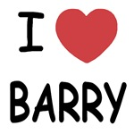 I heart barry