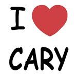 I heart cary