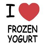 I heart frozen yogurt