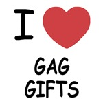 I heart gag gifts
