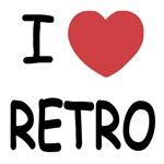 I heart retro