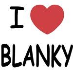 I heart blanky