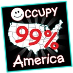 occupy america smile