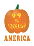 occupy america pumpkin
