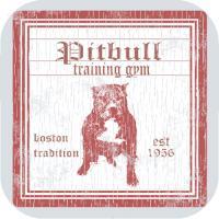 Pitbull training gym