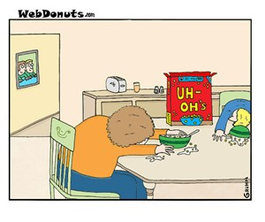 UH-OH Cereal