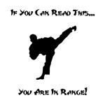 Martial Arts In Range