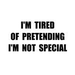 Pretending Special
