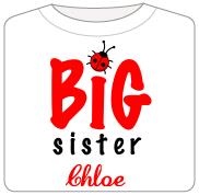Big Sister - Ladybug