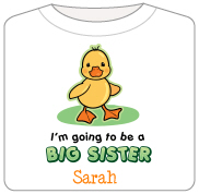 Big Sister to be - Duck