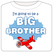 Big Brother to be -Airplane
