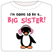 Big Sister to be - Penguin