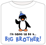 Big Brother to be - Penguin