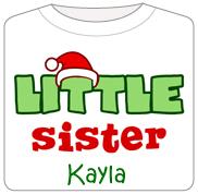 Little Sister - Christmas