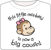 Big Cousin - Monkey  Face