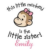 Little Sister - Monkey Face