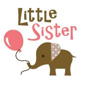 Little Sister - Elephant