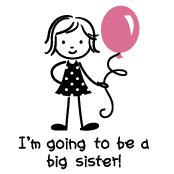 Big Sister to be - Stick Character