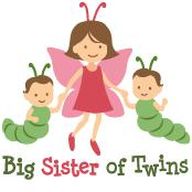Big Sister of Twins - Butterfly