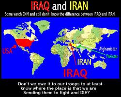 Iraq & Iran
