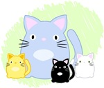 Kitty Cat Family