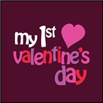 1st Valentine's Day