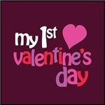 1st Valentine's Day
