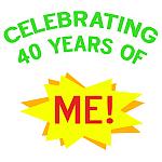 Celebrate My 40th Birthday Gifts