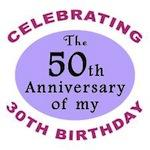 Funny 80th Birthday Gag Gifts