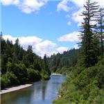Scenic Eel River