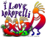 I Love Kokopelli
