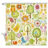 Shower Curtains and Bathmats