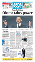 Jan. 20, 2009 - Obama Takes Power