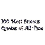 100 All Time Most Famous Movie Quotes