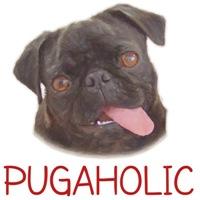 Pugaholics - Black