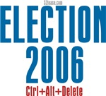 Election 2006 ctrl+alt+delete
