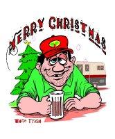 Comical Christmas Ornaments